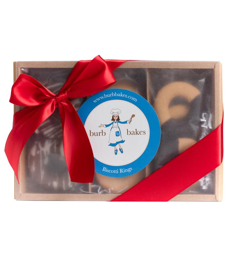 Burb Bakes Gift Box - One Dozen