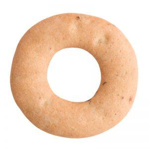 Pistachio Craisin Biscotti Ring